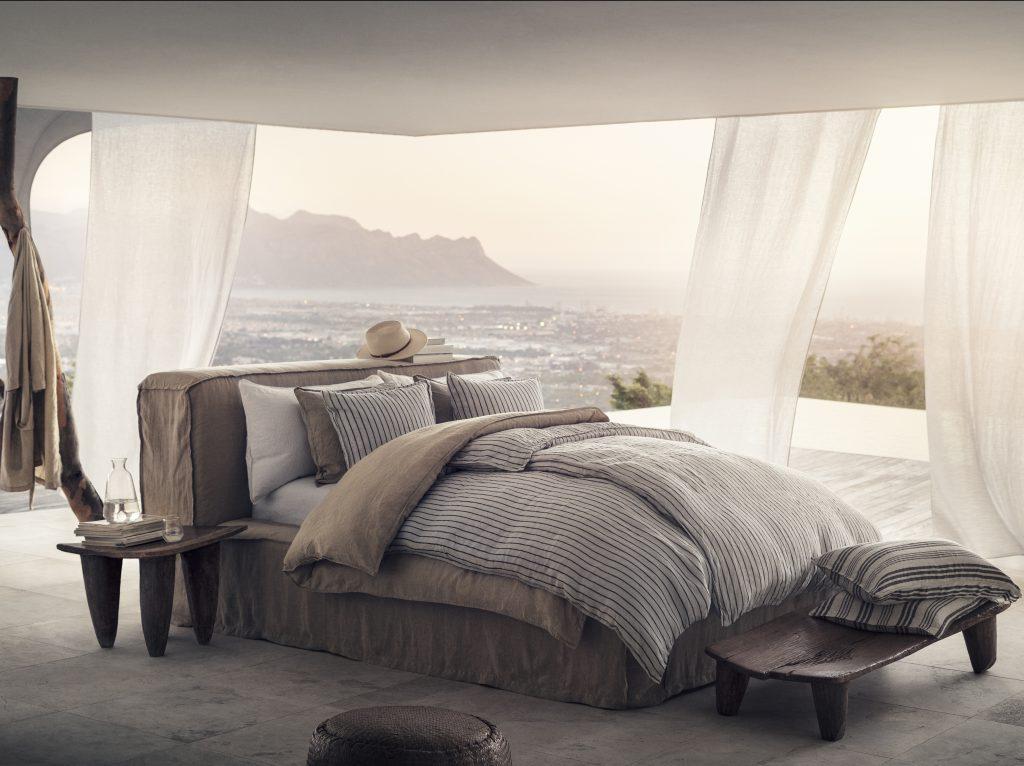 premium quality le linge de maison en lin lav de h m home. Black Bedroom Furniture Sets. Home Design Ideas