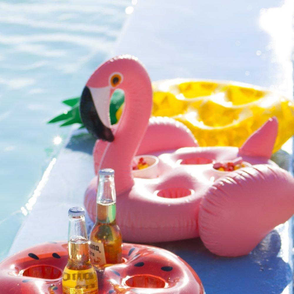 porte-verres- gonflables piscine