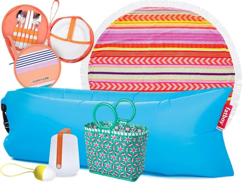 D co vacances t ce qu 39 il faut glisser dans vos valises - Hamac gonflable lamzac ...