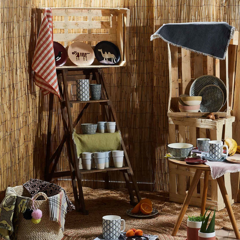d co ethnique chic la nouvelle collection de monop joli place. Black Bedroom Furniture Sets. Home Design Ideas