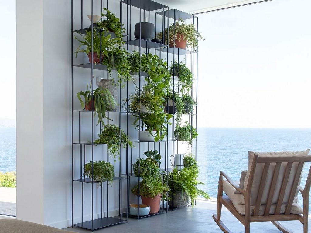 D coration v g tale des id es inspirantes pour votre for Plantes vertes hautes