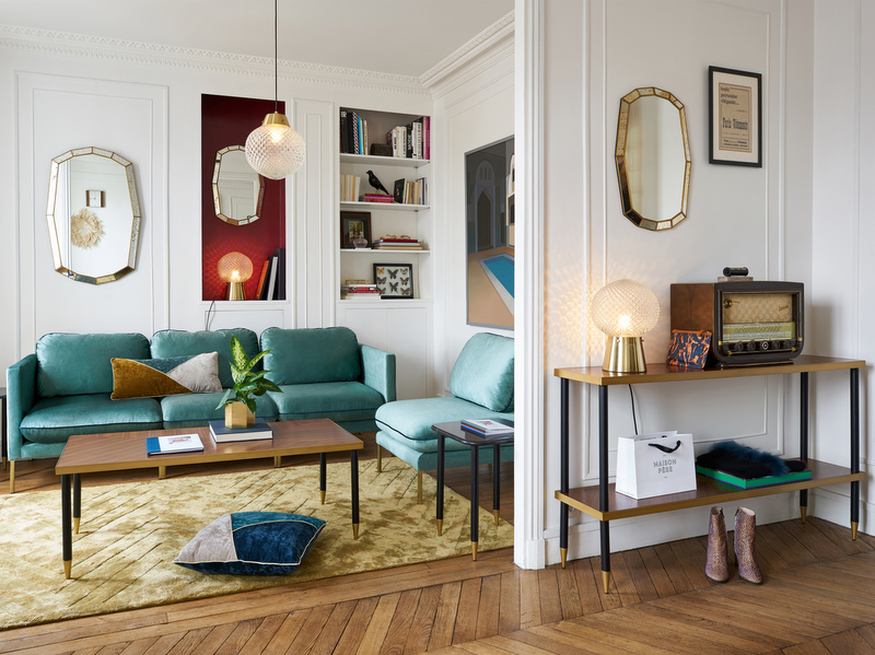 La collection d co maison p re x la redoute int rieurs for Deco redoute