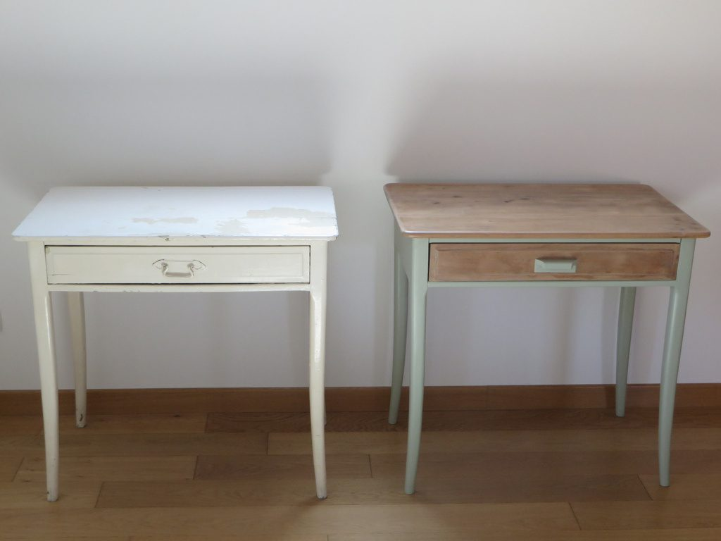 un petit bureau pour enfant r nov diy avant apr s. Black Bedroom Furniture Sets. Home Design Ideas