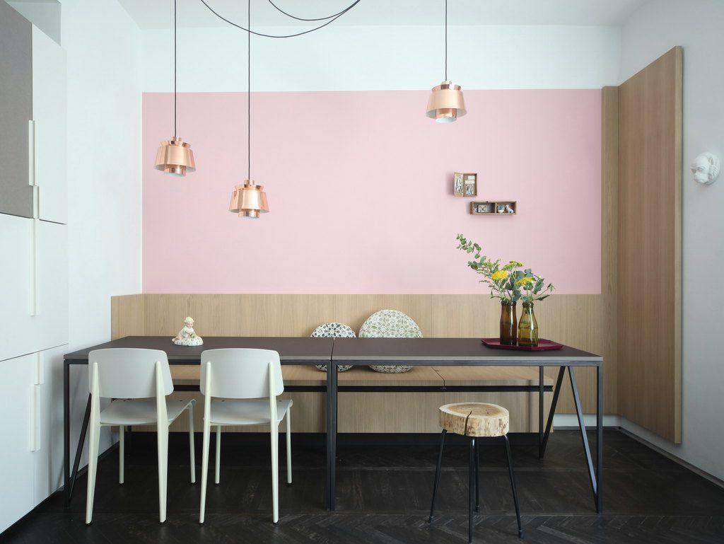 Idee Peinture Salon Cuisine color zoning : l'art de délimiter avec la peinture