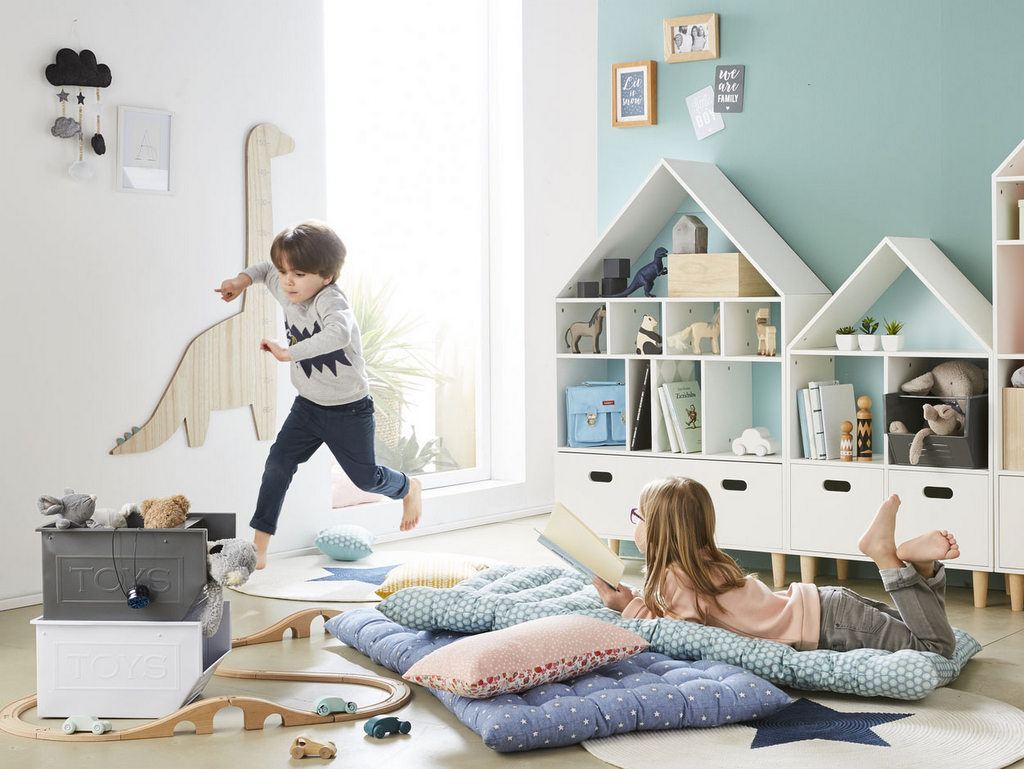 chambres d 39 enfants une nouvelle d co pour la rentr e. Black Bedroom Furniture Sets. Home Design Ideas