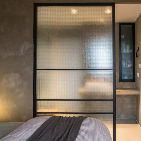 Verre textur une tendance phare de la d coration joli for Decoration porte verre