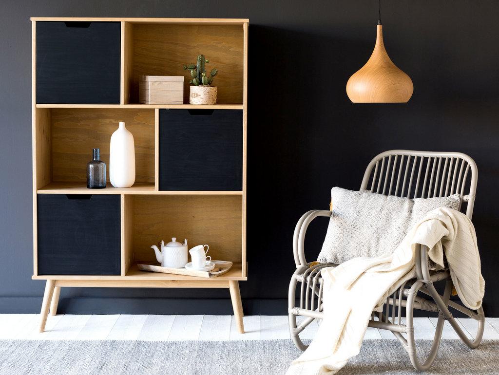 meuble biblioth que rep rage de bons plans. Black Bedroom Furniture Sets. Home Design Ideas