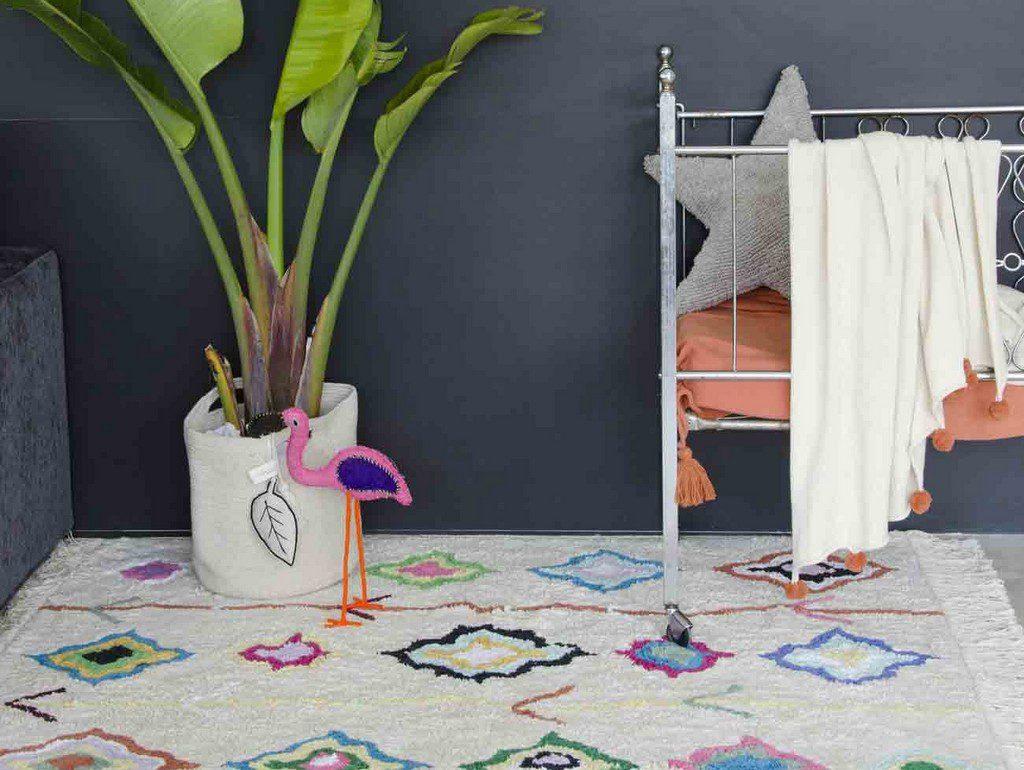 Tapis Chambre Bébé Mixte tapis pour enfant : des modèles qui vont aux grands comme