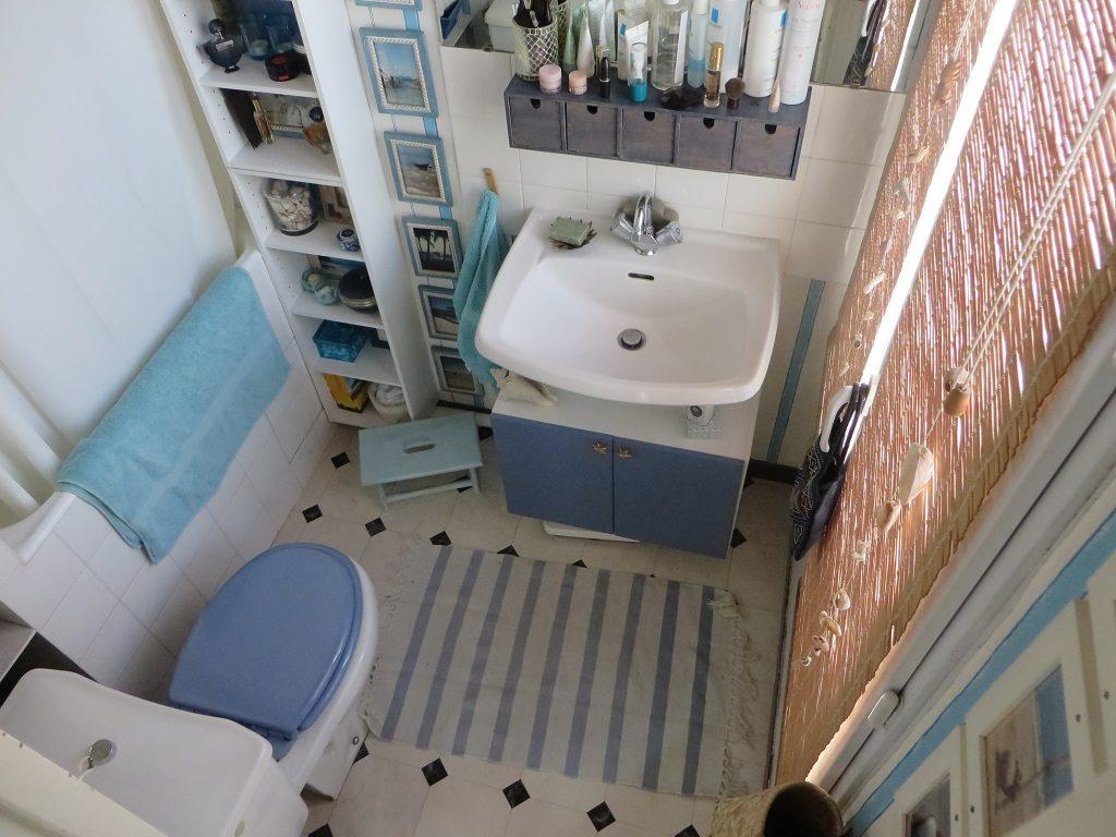 Renover une petite salle de bain la r novation d une for Petite salle de bain