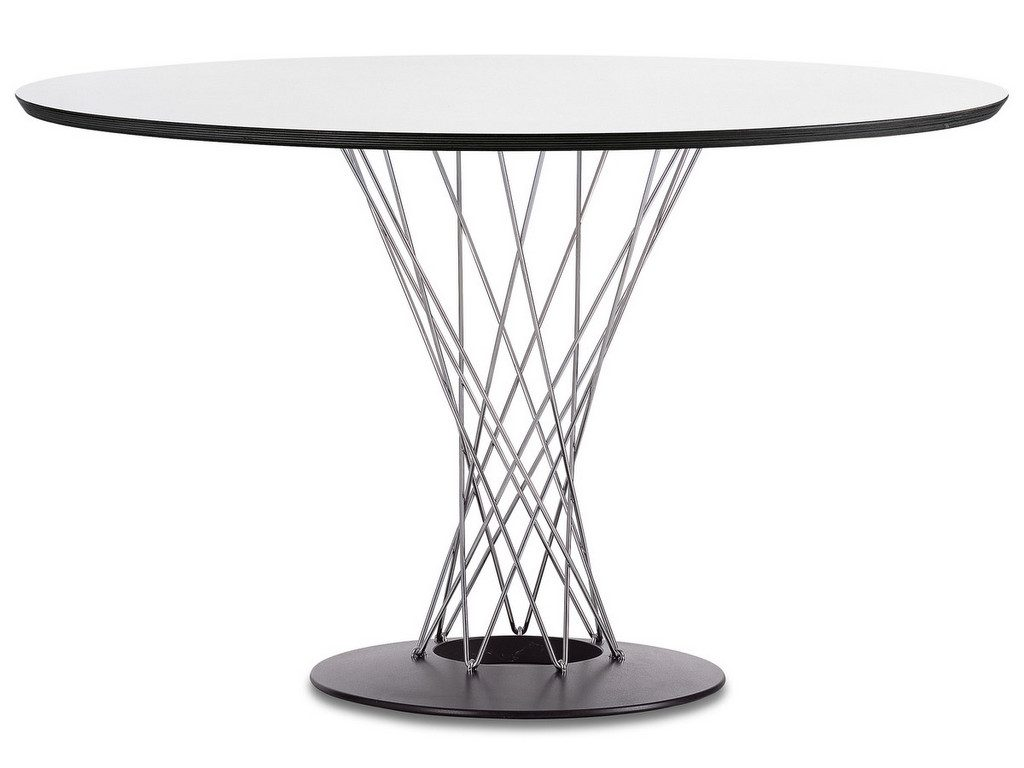 Table ronde de salle manger best table ronde ideas on for Table salle a manger en verre design ronde