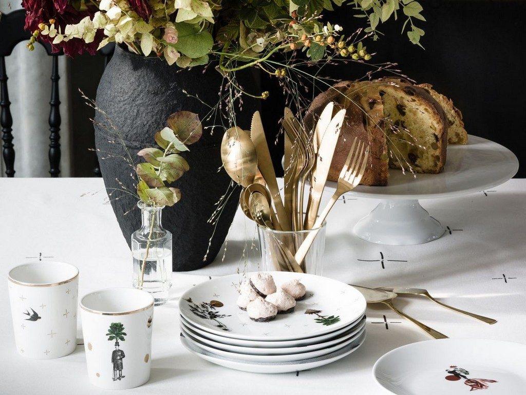 dco de nol comment dresser une belle table pour les ftes le. Black Bedroom Furniture Sets. Home Design Ideas