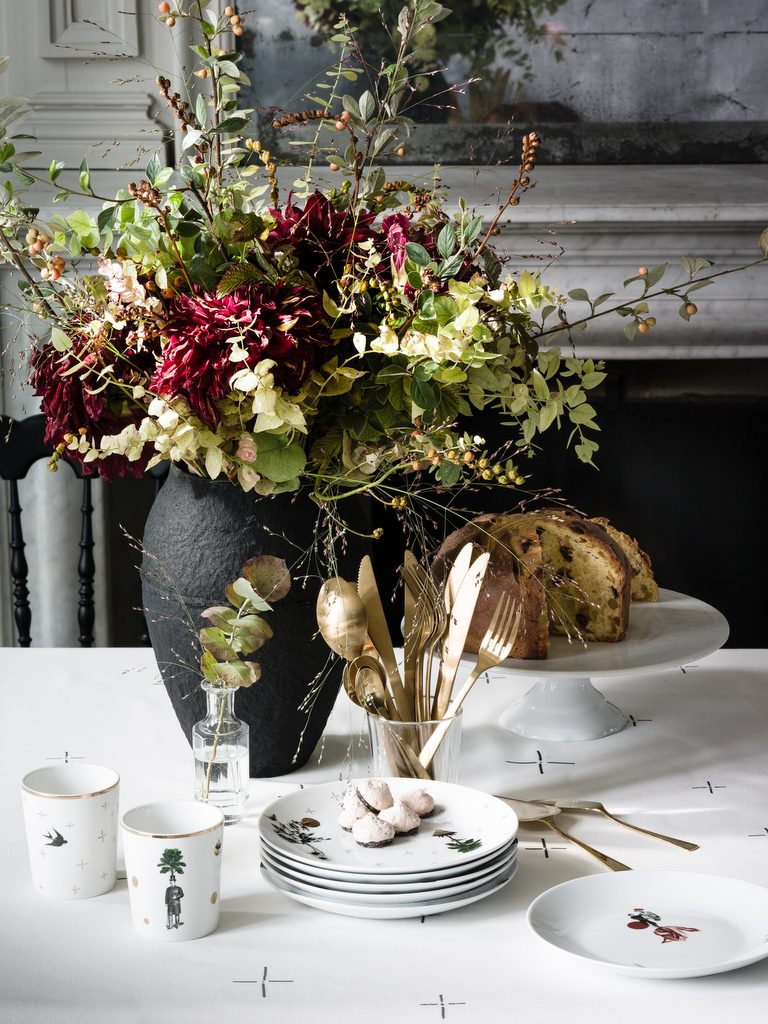 Sam baron s 39 invite votre table joli place for Table de cuisine la redoute