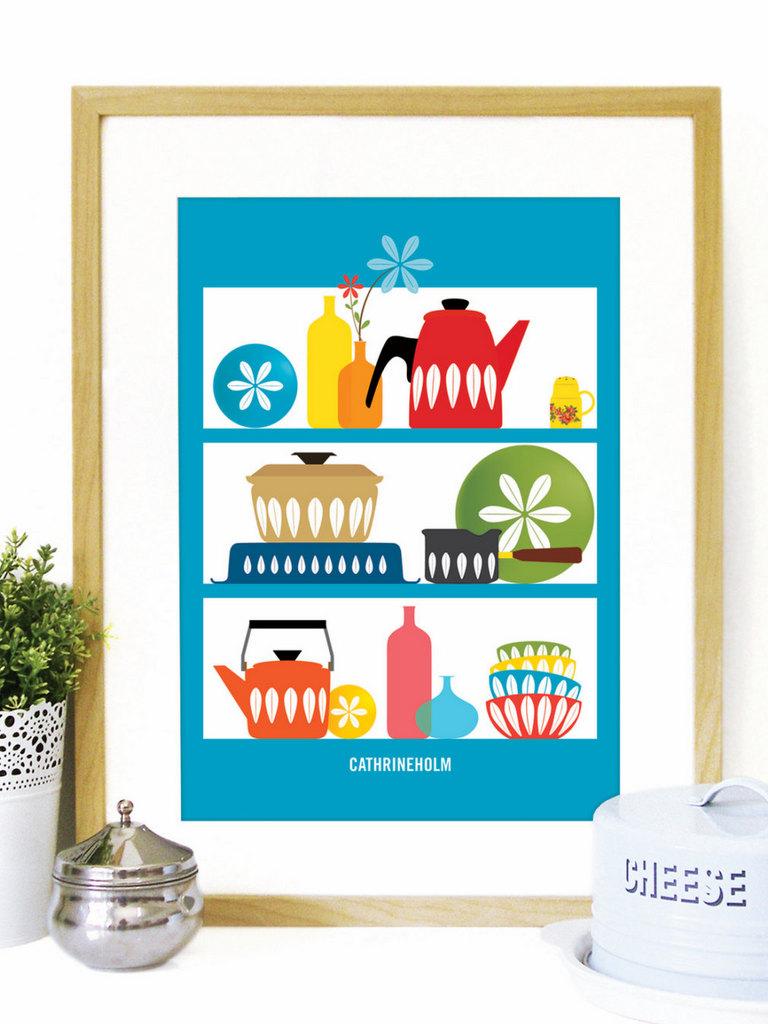 poster pour cuisine top pour la cuisine cocose lithograph x cm by imprimerie p vercasson u cie. Black Bedroom Furniture Sets. Home Design Ideas