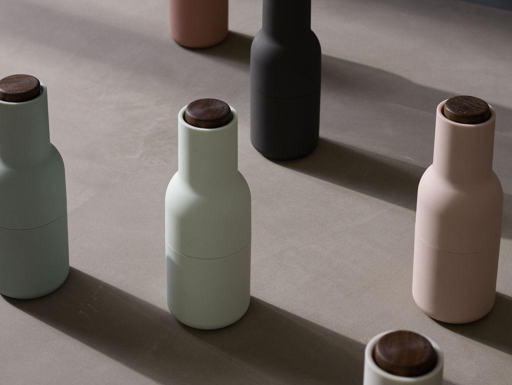 Cuisine Gain De Place : Les bottle grinders de menu icône design joli place