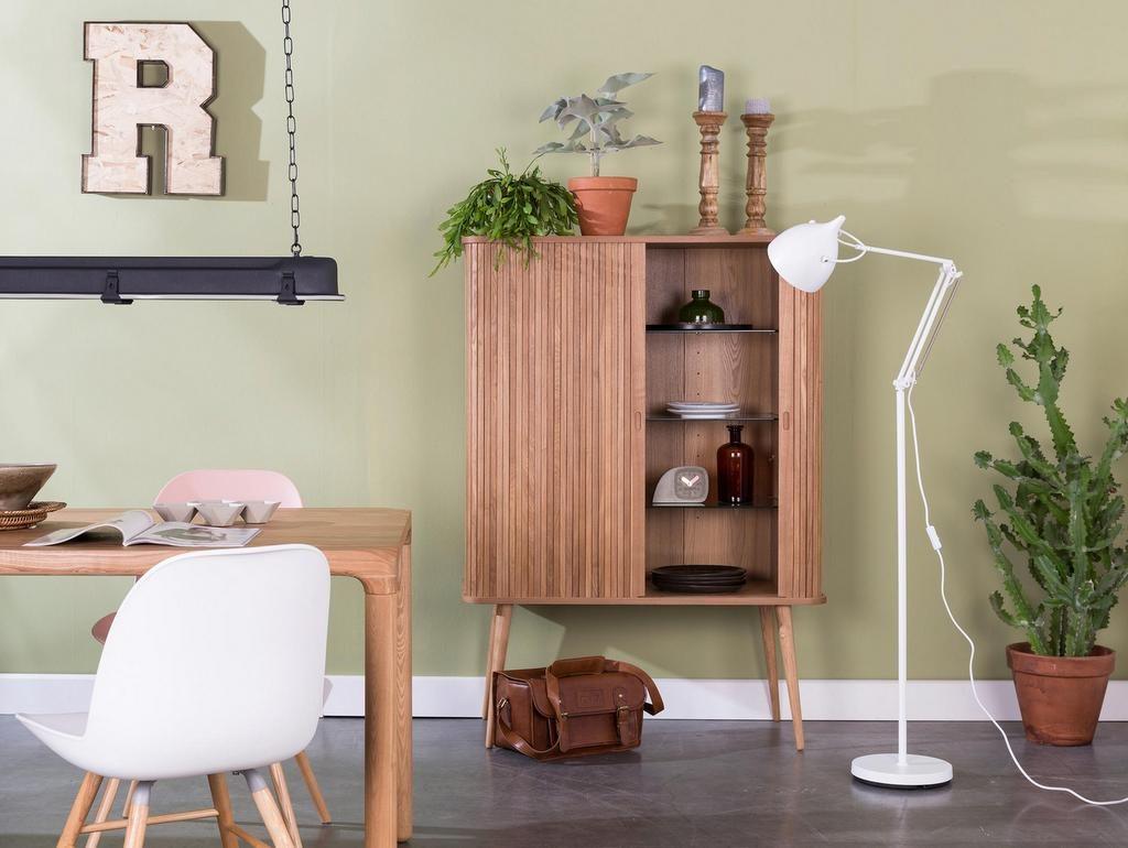 tendance meuble les buffets hauts ont la cote joli place. Black Bedroom Furniture Sets. Home Design Ideas