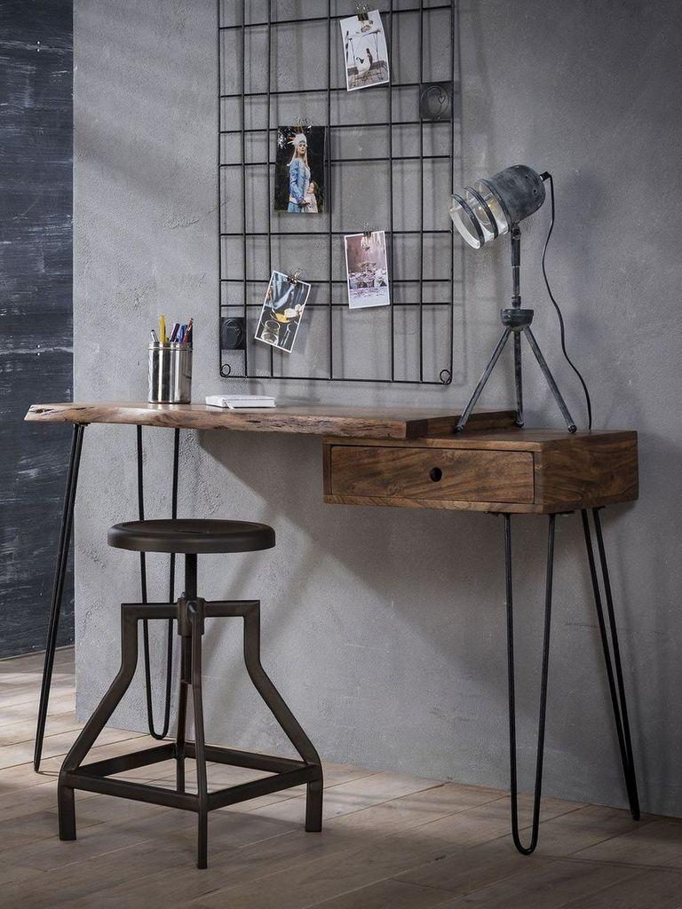 Meuble D Entrée Industriel un meuble style industriel pour l'entrée - joli place