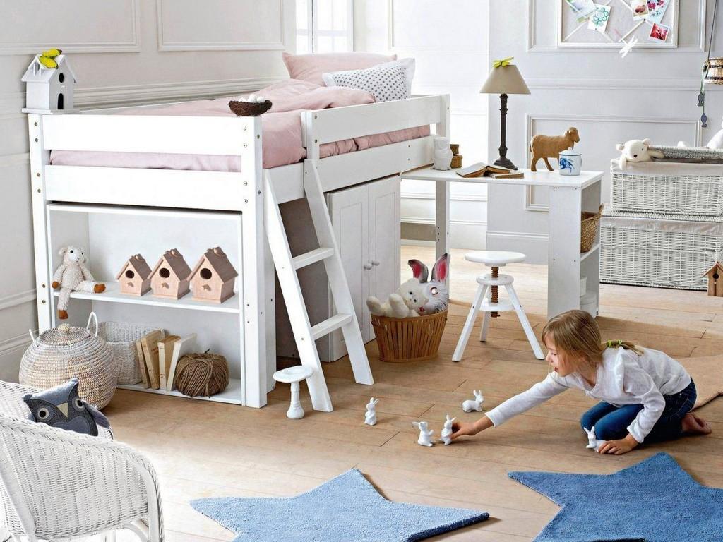 Un lit combiné pour mini - Joli Place
