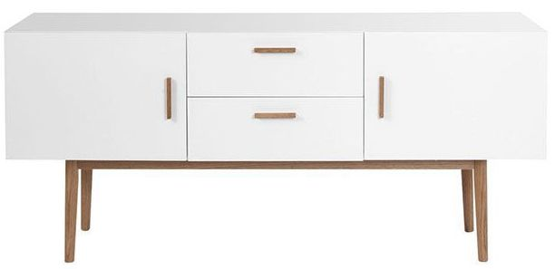 les bons plans d co en blanc et bois joli place. Black Bedroom Furniture Sets. Home Design Ideas