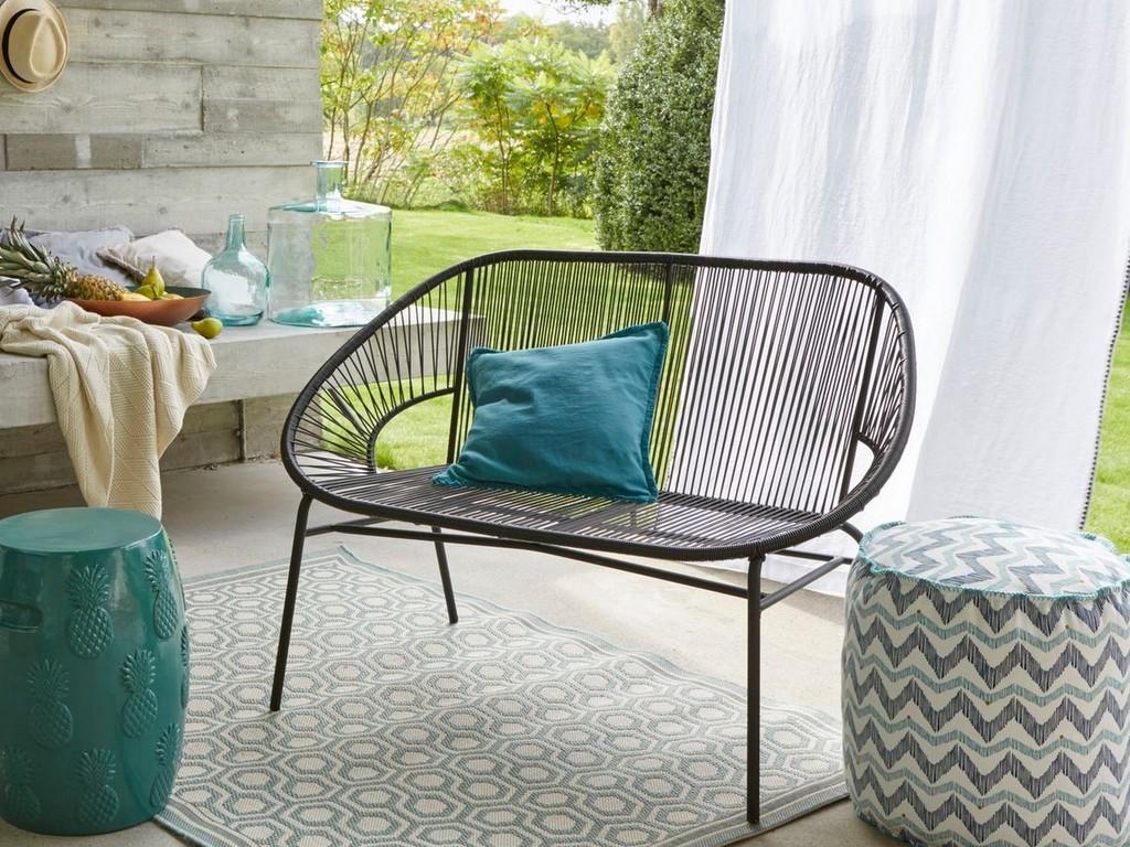 beautiful salon de jardin en rotin la redoute images. Black Bedroom Furniture Sets. Home Design Ideas