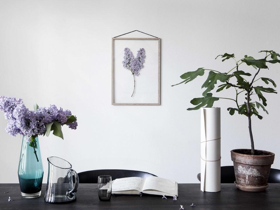 un bouquet de fleurs s ch es dans la d co c 39 est tendance. Black Bedroom Furniture Sets. Home Design Ideas