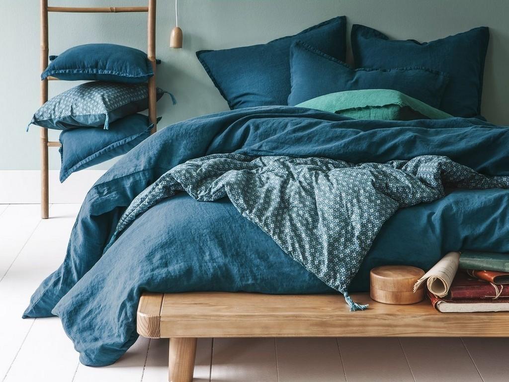 Truc pour bien dormir 5 id es d co pour dans la chambre - Ou mettre la tete de lit pour bien dormir ...