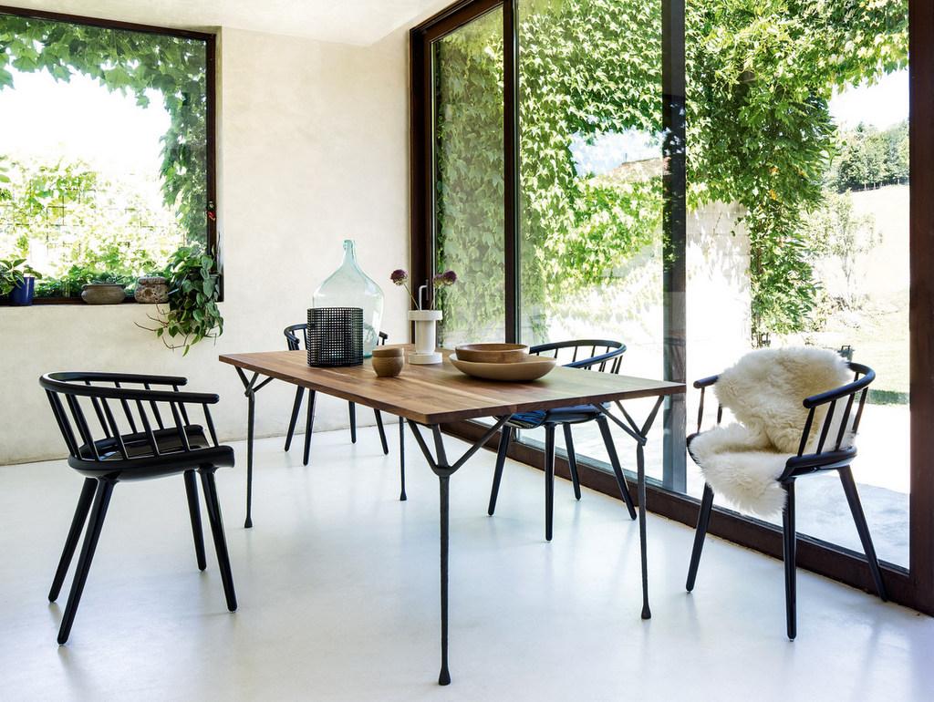 Outdoor indoor : Quand le mobilier extérieur s\'invite à l ...