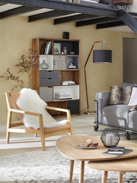 O trouver un transat en cuir ou sling chair joli place for Ou acheter son carrelage