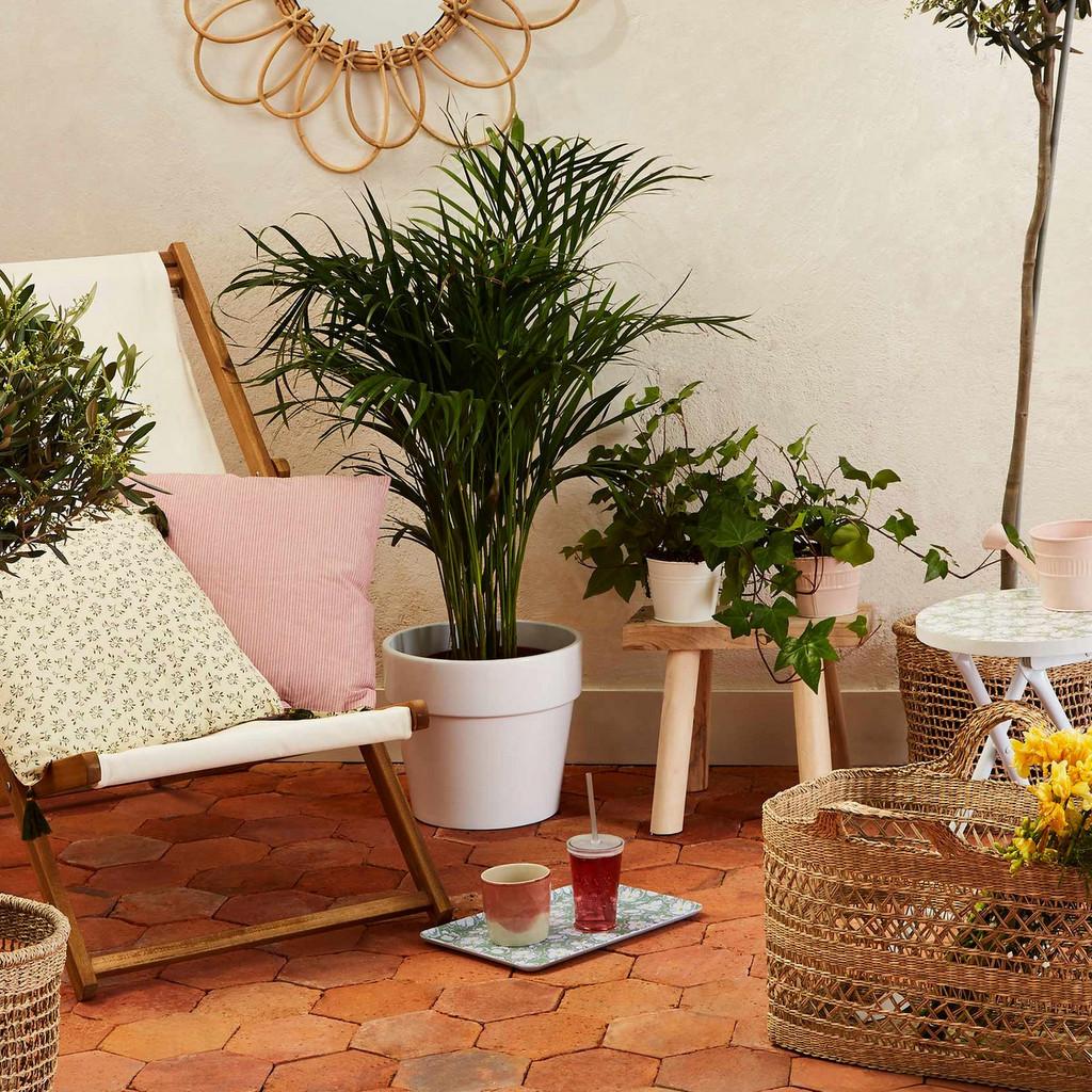 Balcon intérieur : un coin pour buller au soleil dans le salon - Joli Place
