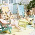mobilier jardin enfant