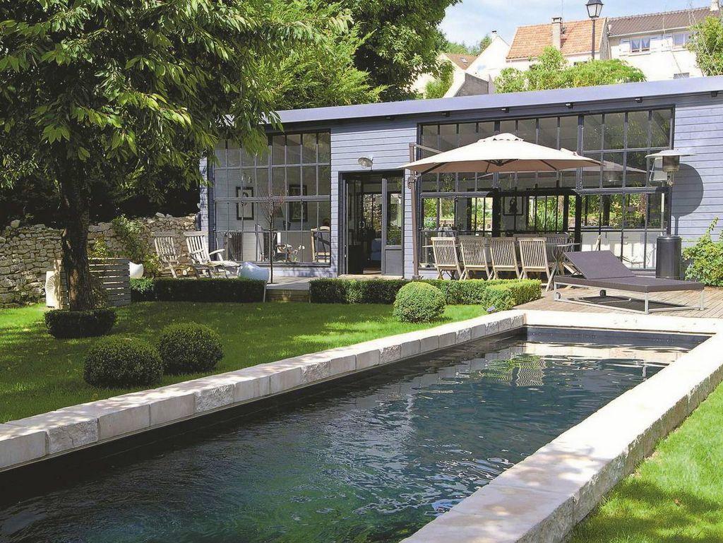 couloir de nage 12 piscines qui font r ver joli place. Black Bedroom Furniture Sets. Home Design Ideas