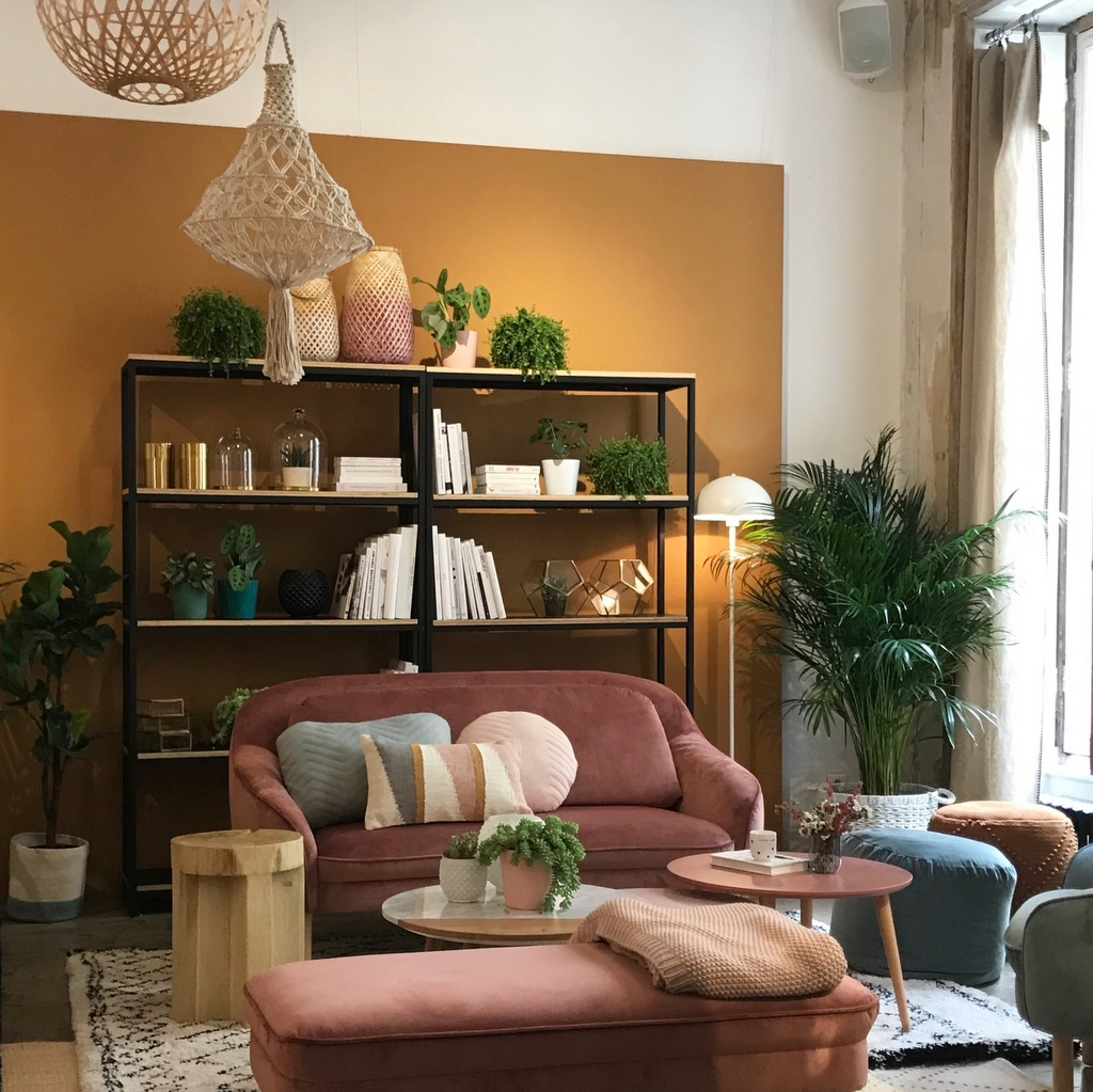 La collection d co 2018 2019 la redoute int rieurs joli - Idee deco salon scandinave ...
