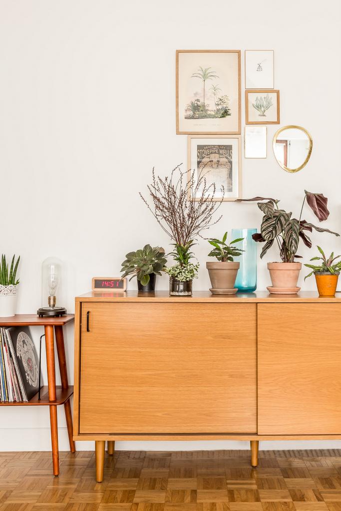 Un appartement parisien green friendly - Joli Place
