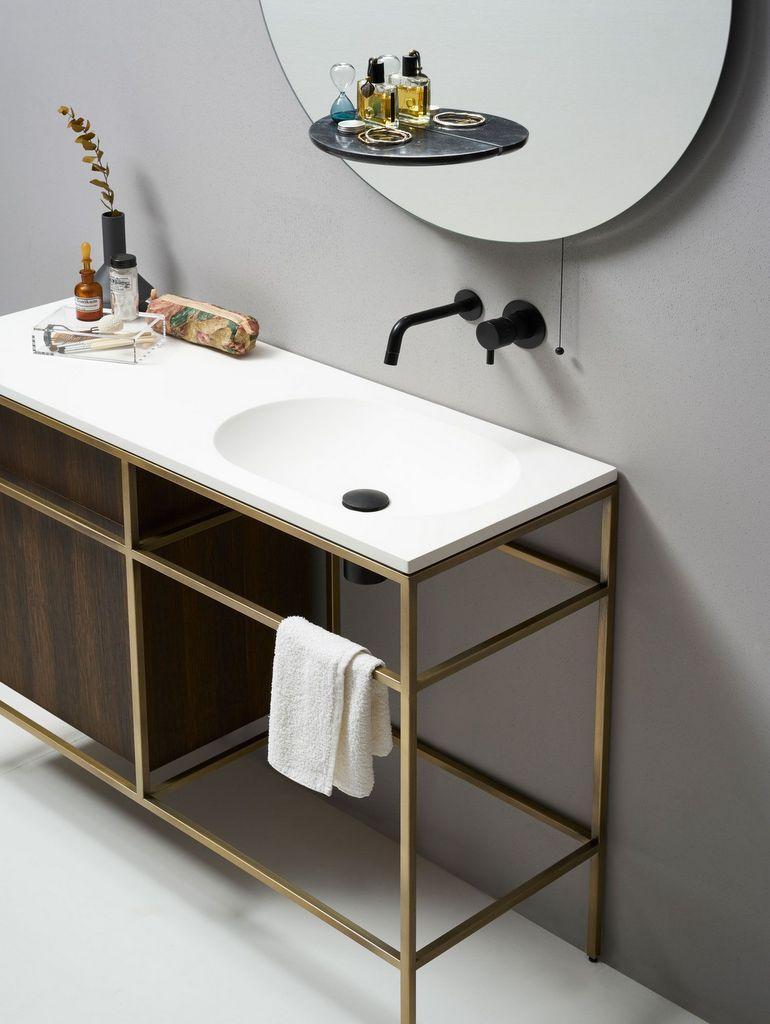 Deco Tendance 2018 Salle De Bain meubles de salle de bain : les 4 tendances 2018 - joli place