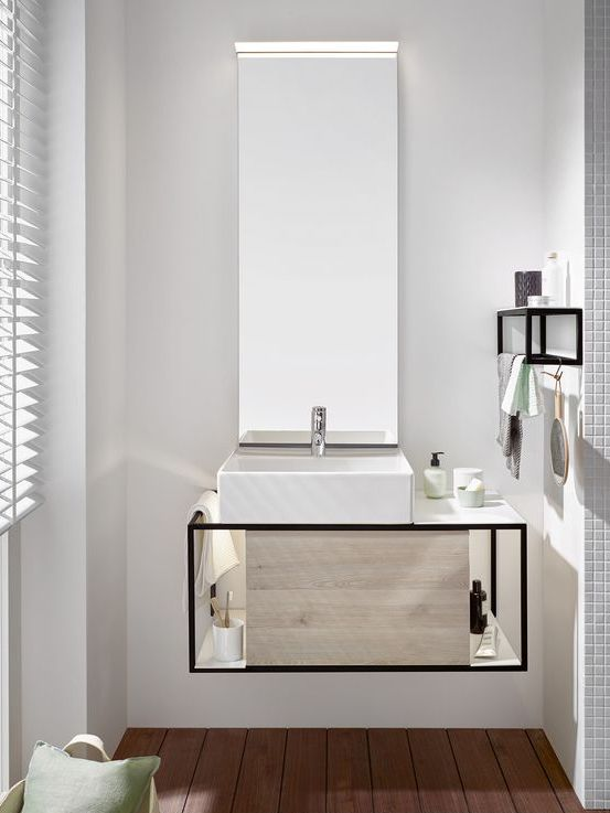 Meubles de salle de bain minimaliste