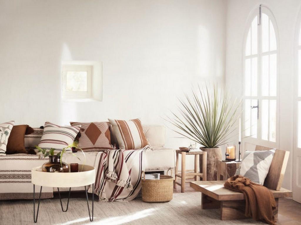 Idee Deco Suspension Salon maison bohème : 50 meubles et objets déco à shopper - joli place