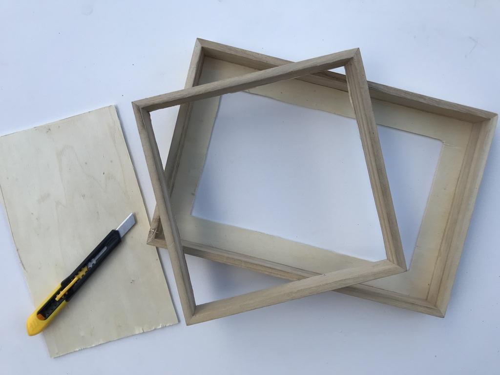 Fabriquer un plateau en cannage - Joli Place