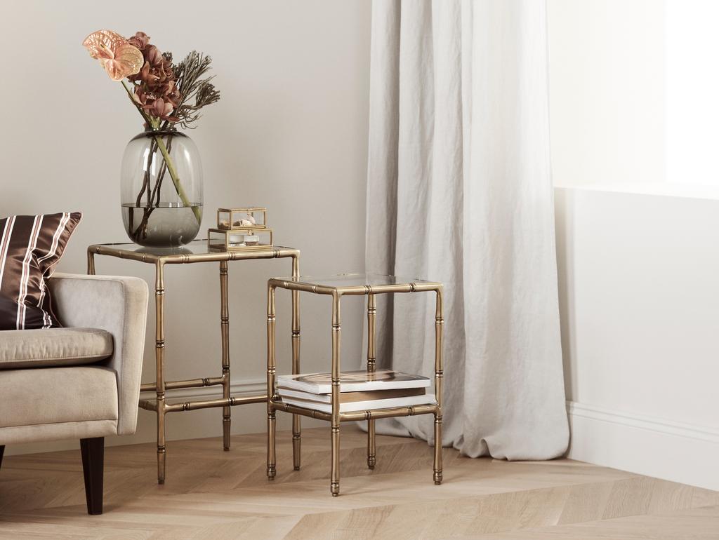 Les luminaires et petits meubles H&M Home - Joli Place