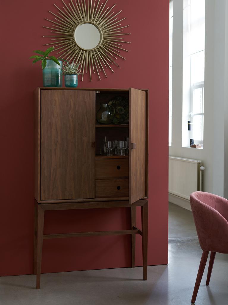 Déco couleur bordeaux : des inspirations du salon à la chambre - Joli Place