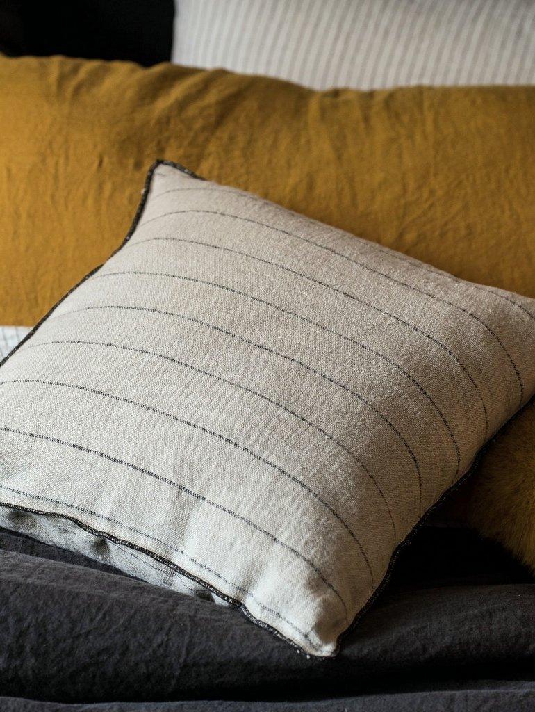 Linge de lit carreaux rayures : le match de la rentrée - Joli Place