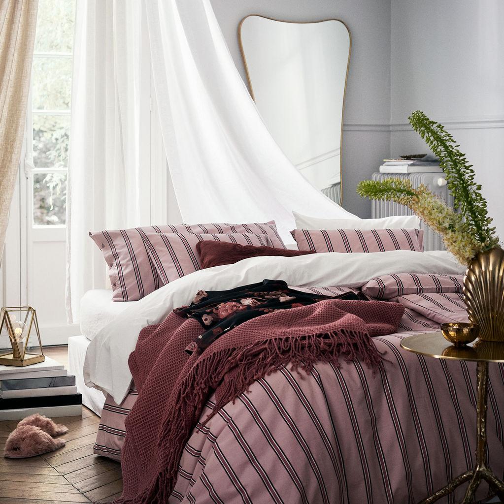 Décoration chambre rose et or : so chic ! - Joli Place