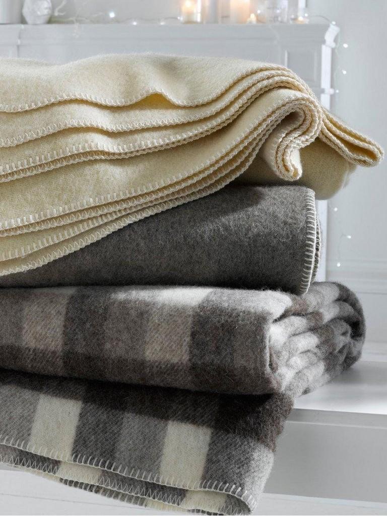 Plaid et couverture en laine : la déco de saison - Joli Place