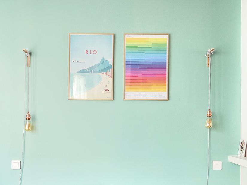 Avant-après : un deux pièces coloré - Joli Place