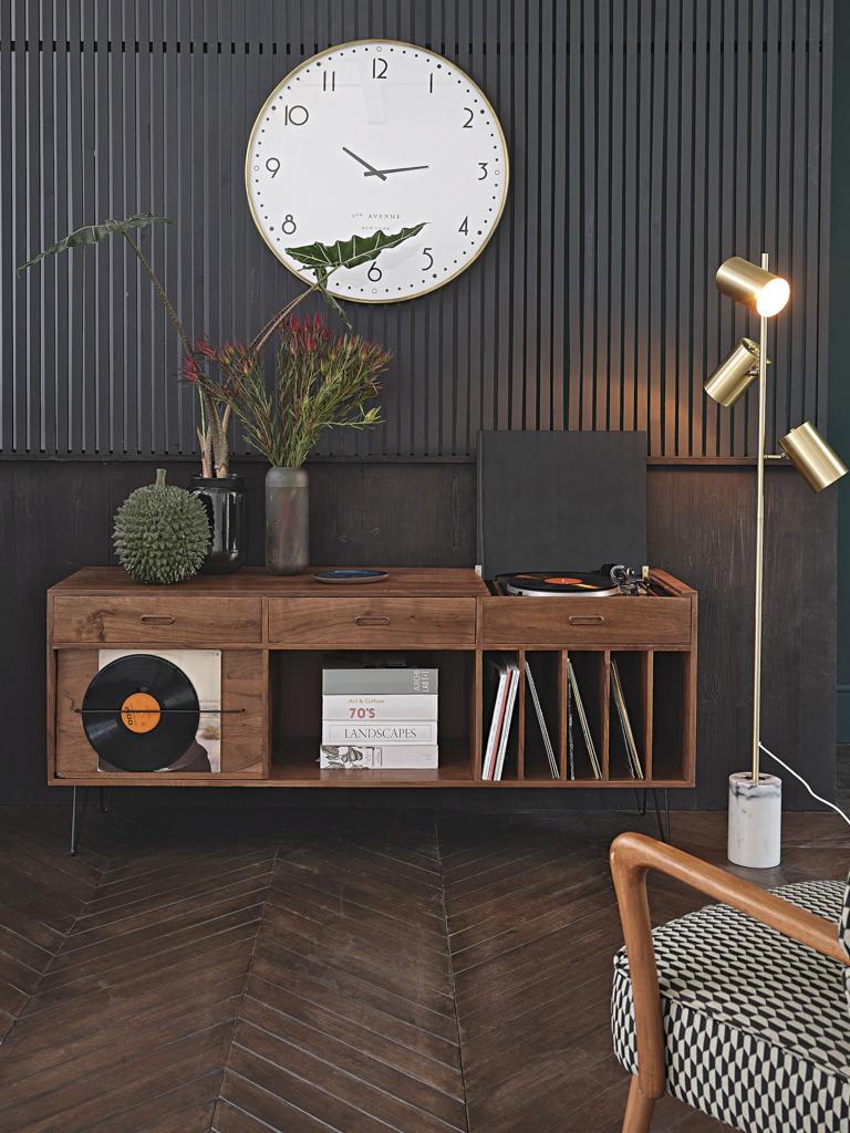 meuble de rangement vinyles