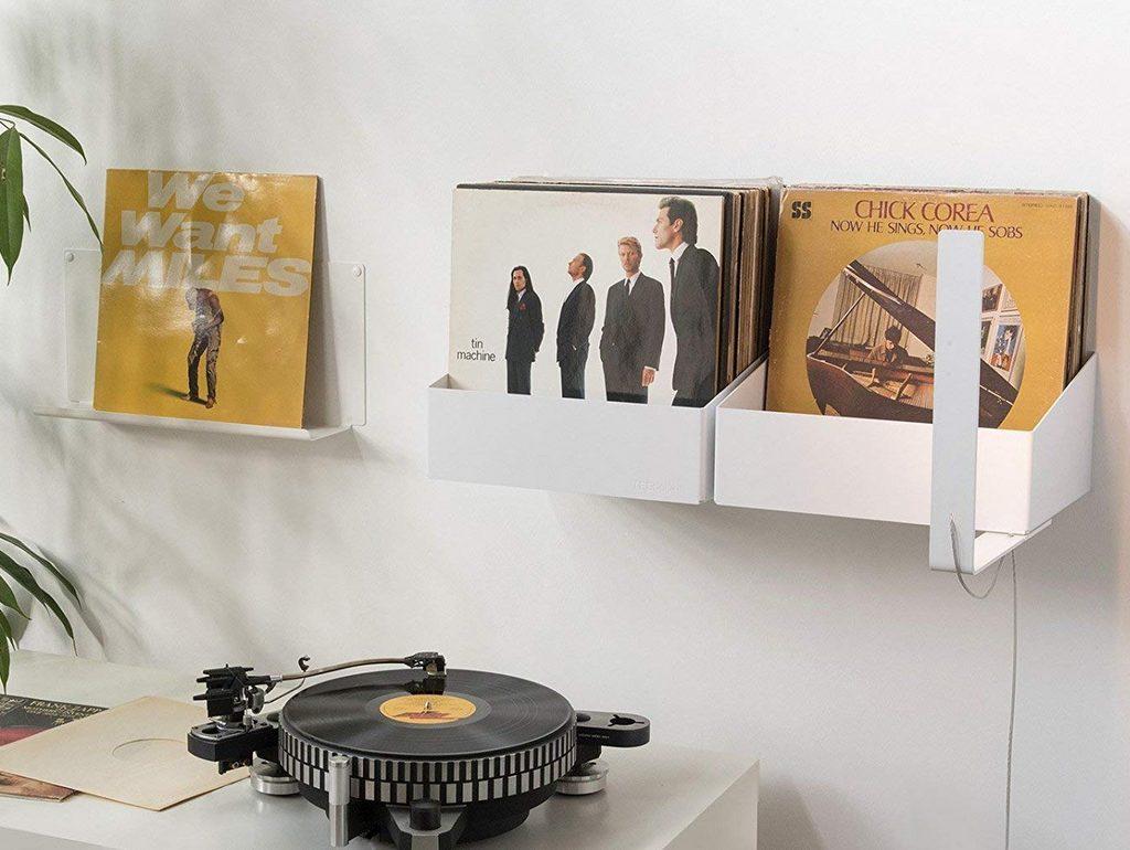 Rangement Disques Vinyle Des Solutions Deco Joli Place