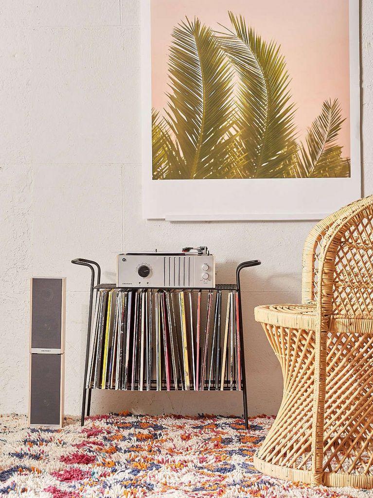 Rangement disques vinyles : des solutions déco - Joli Place