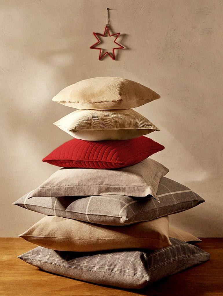 10 idées pour improviser un sapin de Noël - Joli Place