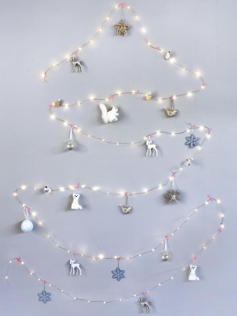 Fabriquer un sapin de Noël : 10 idées express - Joli Place