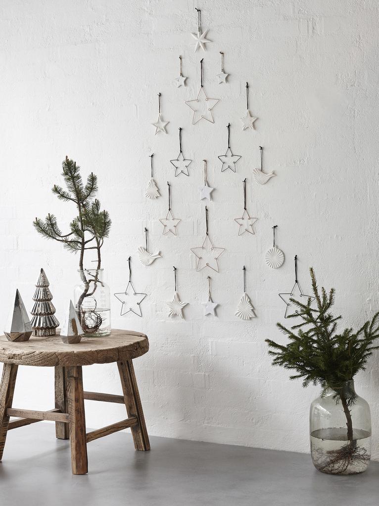 Fabriquer Décoration De Noël En Branche Sapin Ecosia