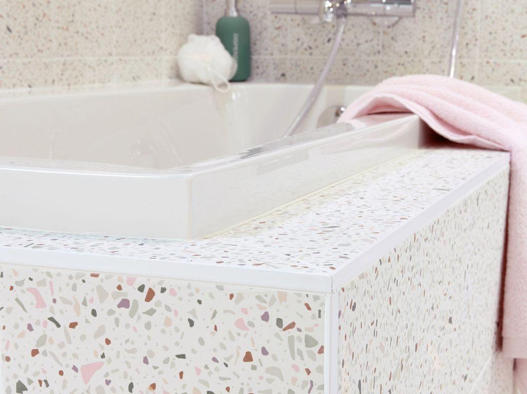 Du terrazzo dans la salle de bain - Joli Place