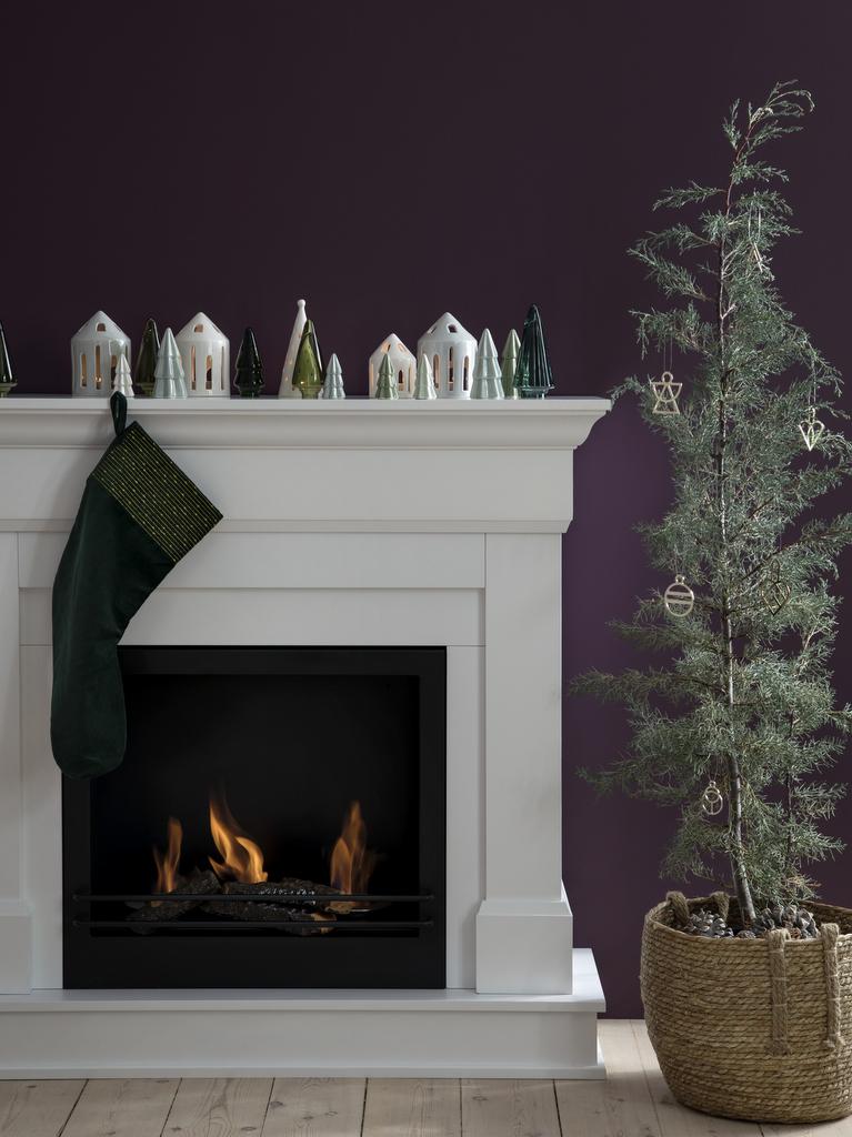 Décorer sa cheminée pour Noël - Joli Place